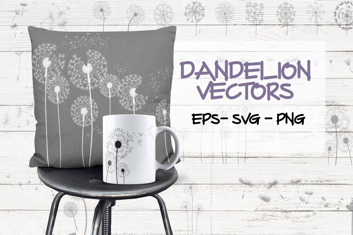 Dandelions example image