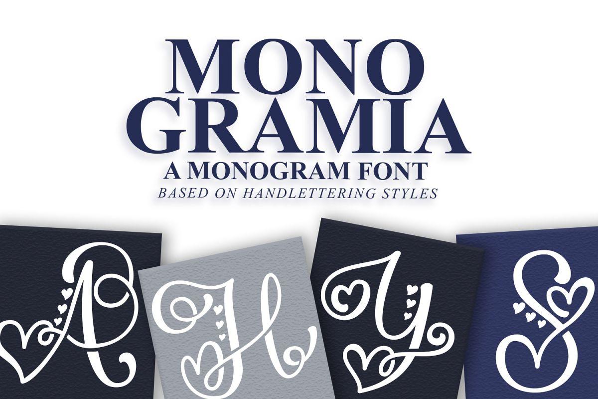 Monogramia example image
