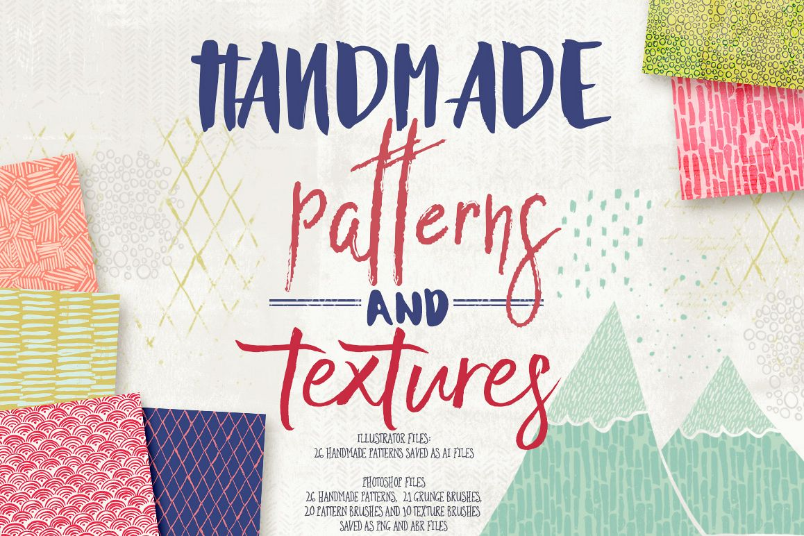 Handmade Patterns and Textures example image