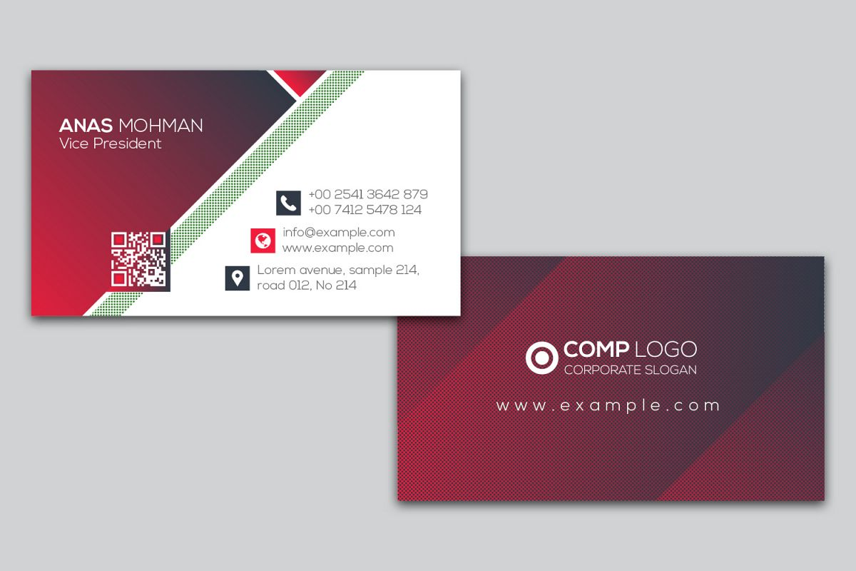 Business card by anas mannaa design bundles business card example image reheart Gallery