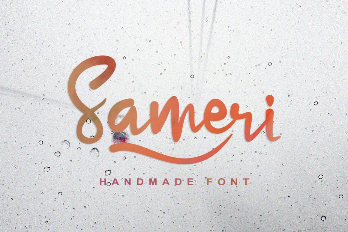 Sameri Brush example image