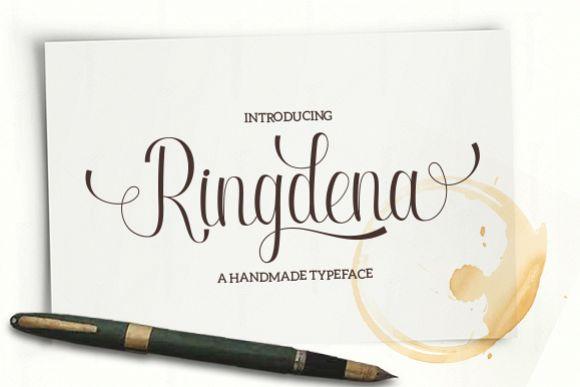 Ringdena Script example image