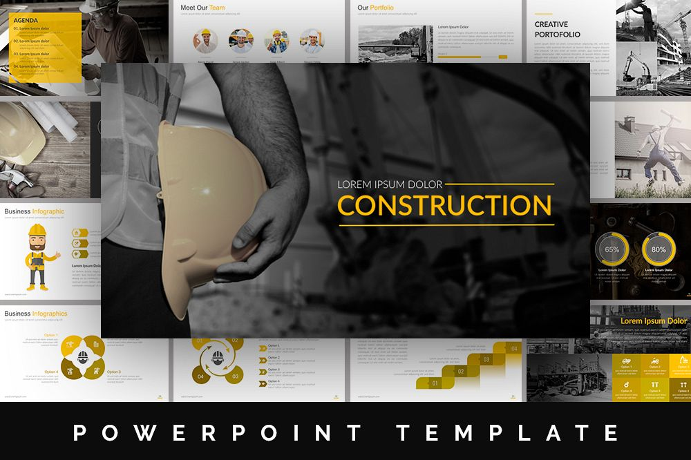 Construction powerpoint template by rrg design bundles construction powerpoint template example image toneelgroepblik Images
