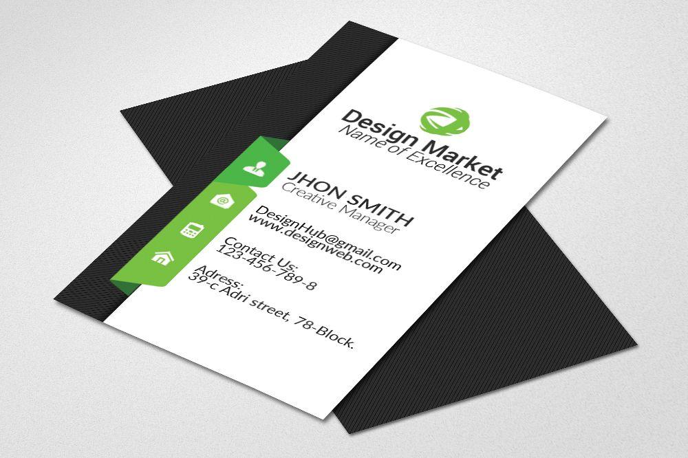 Business Cards Templates by Designhub719 | Design Bundles