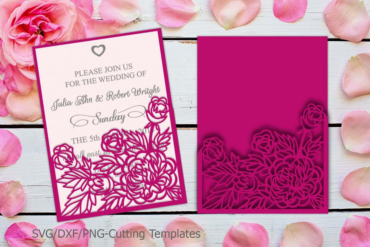 envelope invitation template