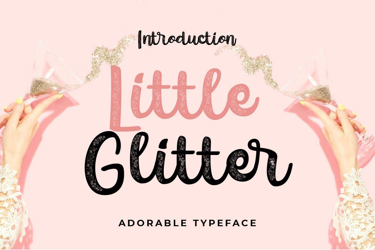 Little Glitter example image