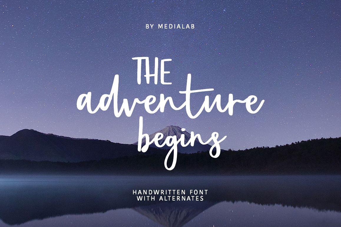 Adventure script example image