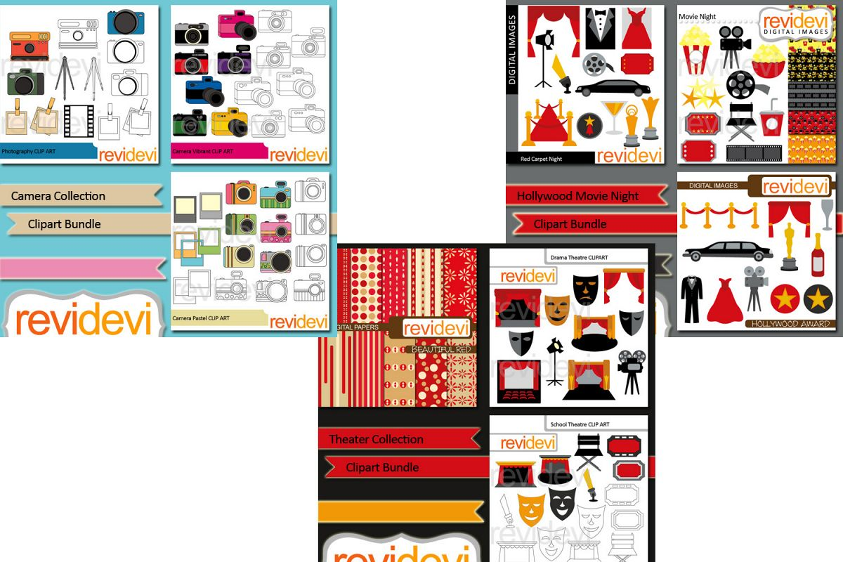 Hollywood red carpet party graphics big design bundles hollywood red carpet party graphics big bundle example image freerunsca Choice Image