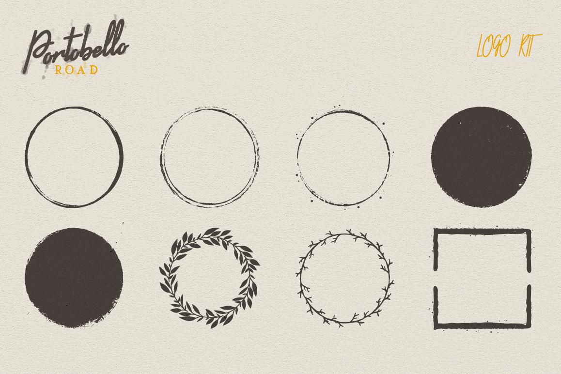 Portobello Road - Font Trio example image 8