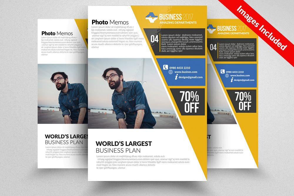 job fair brochure template - job expo career fair flyer templates design bundles