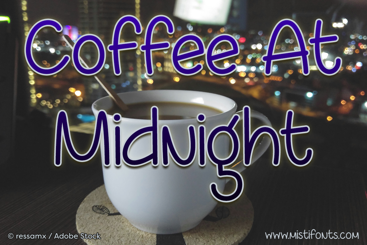 Coffee At Midnight example image