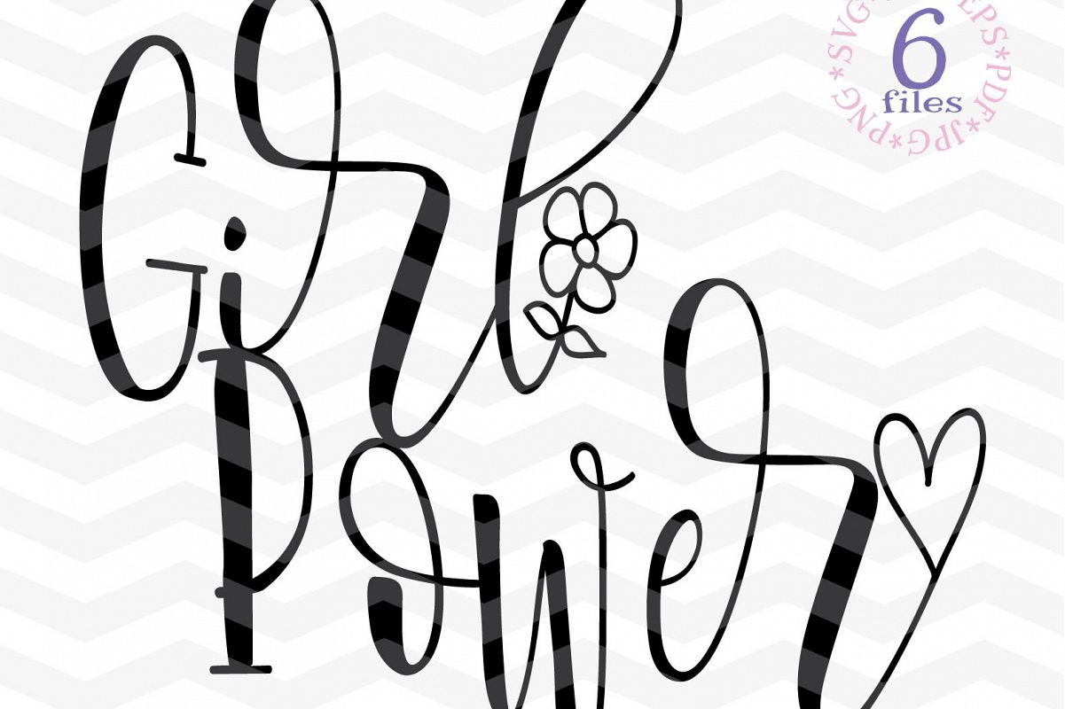 Girl Power SVG   Girls Quote SVG   Sassy Cute Teenager Svg   Teens Quotes  Svg
