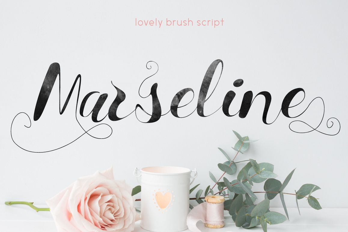 94 IN 1 Font Bundle SALE example image 20