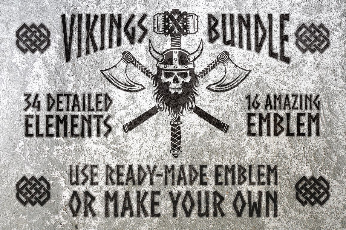 Vikings Bundle example image