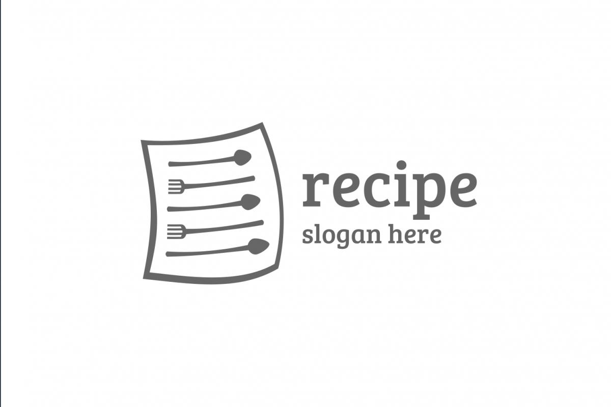 Food recipe logo by qolam design bundles food recipe logo example image forumfinder Gallery