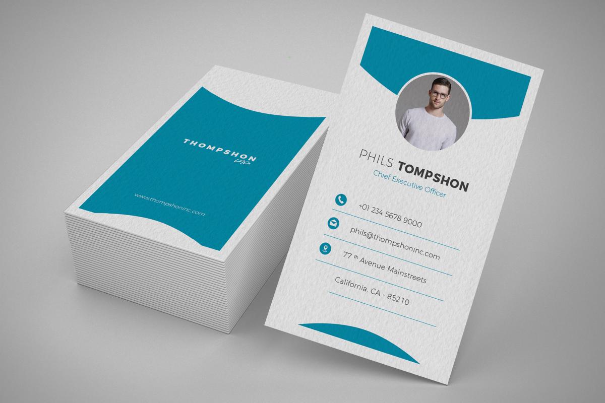 Professional Business Card Vol. 02 by D | Design Bundles