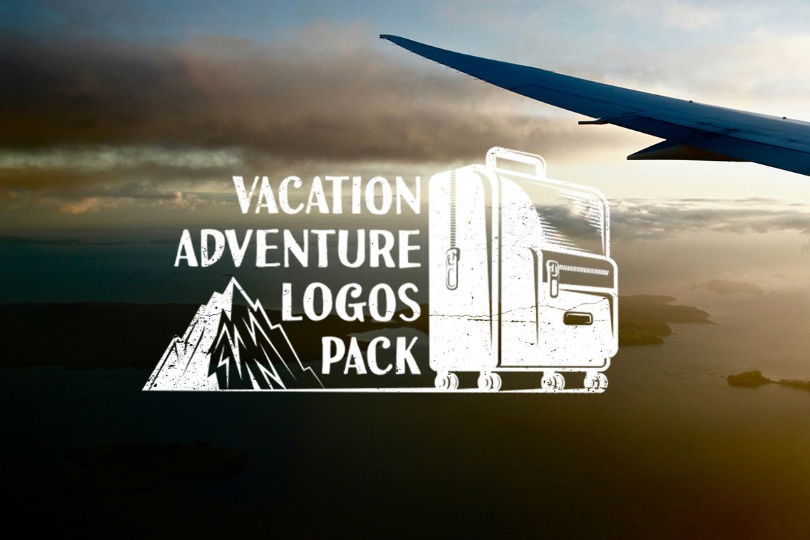 Vacation Adventure Travel logo example image