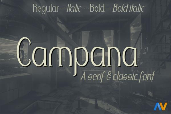 Campana example image