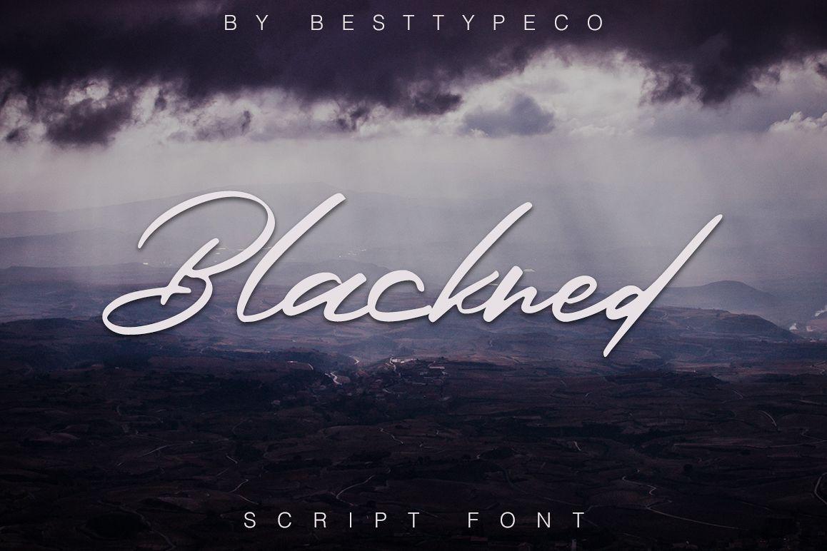 Blackned example image