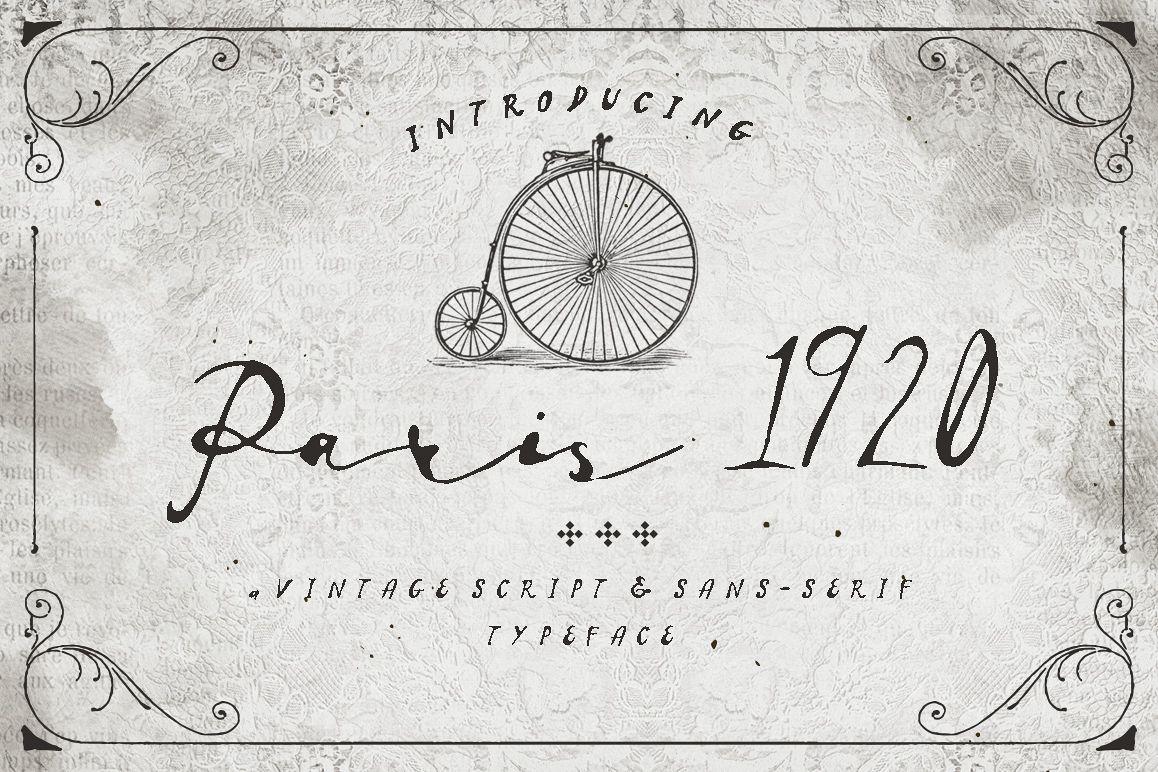 Paris 1920 example image