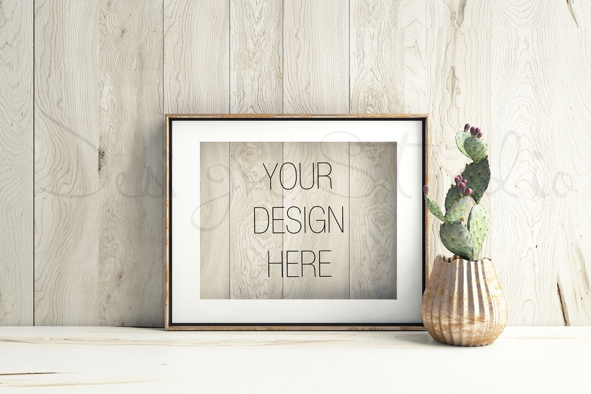 Styled Stock Photography, Frame Mockup, | Design Bundles