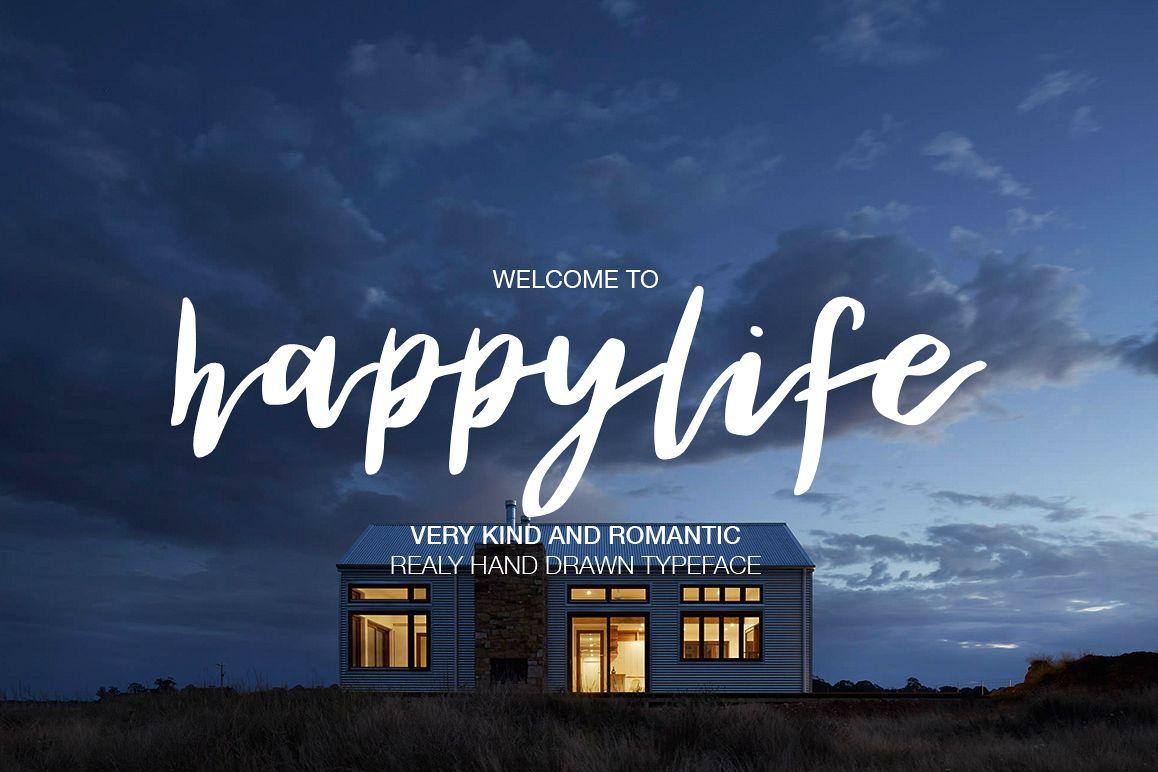 Happy Life example image