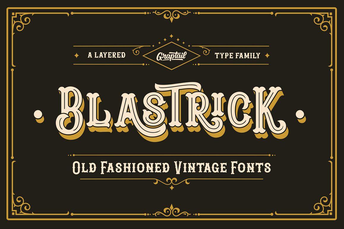 Blastrick example image
