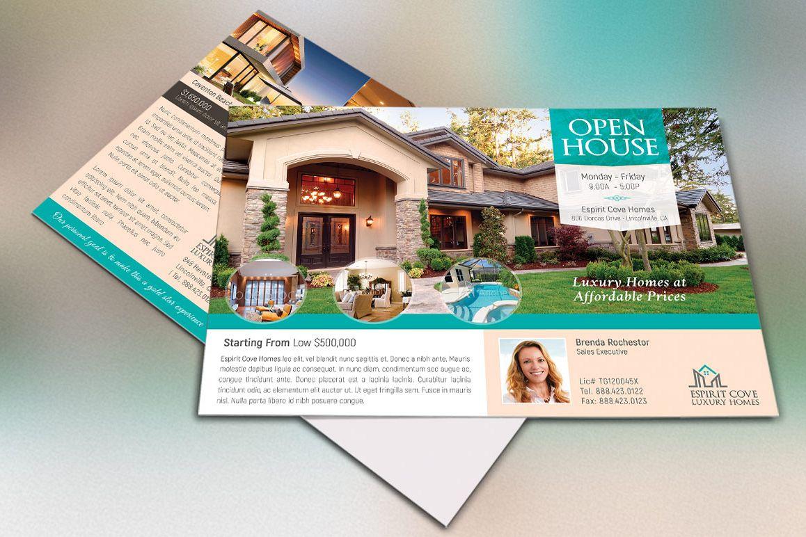 Real Estate EDDM Postcard Template By G Design Bundles - Eddm postcard template