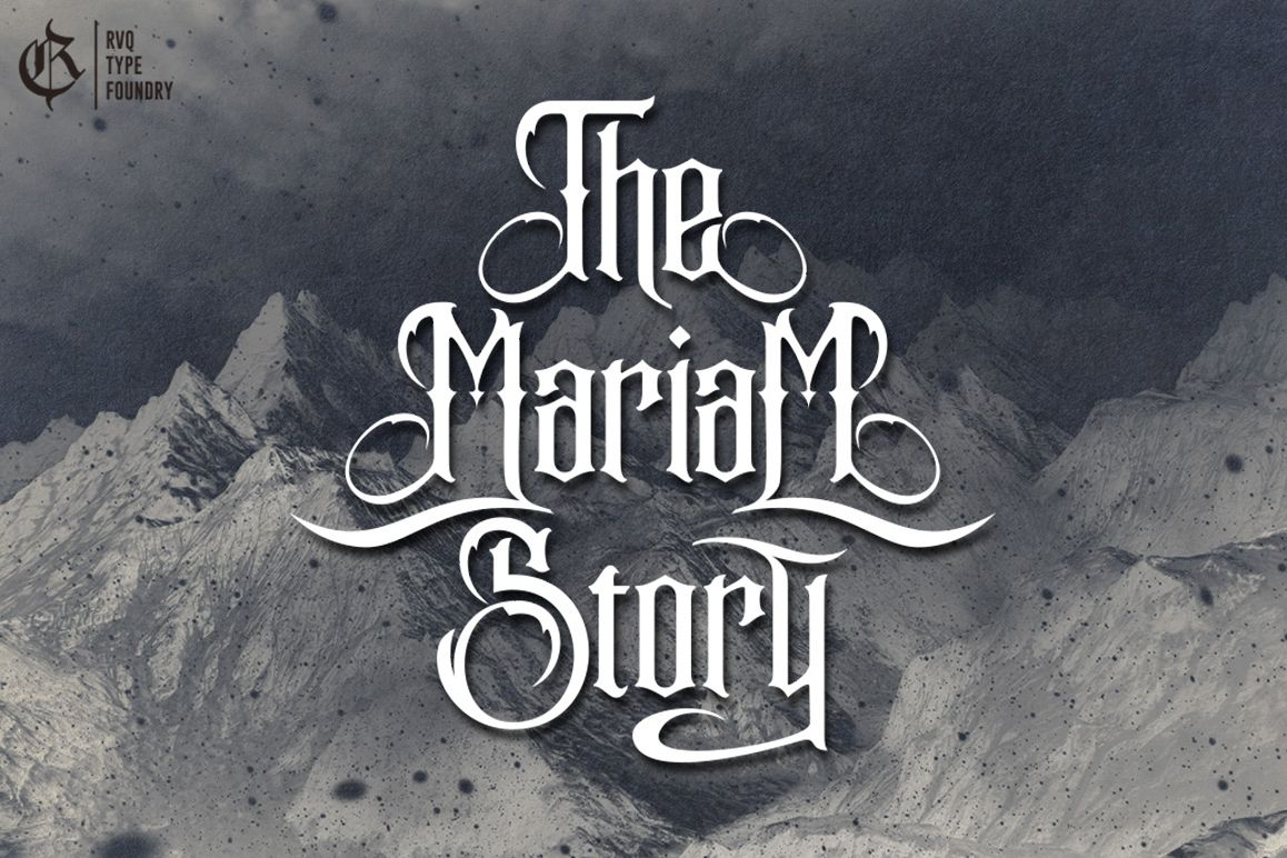 The mariam story example image