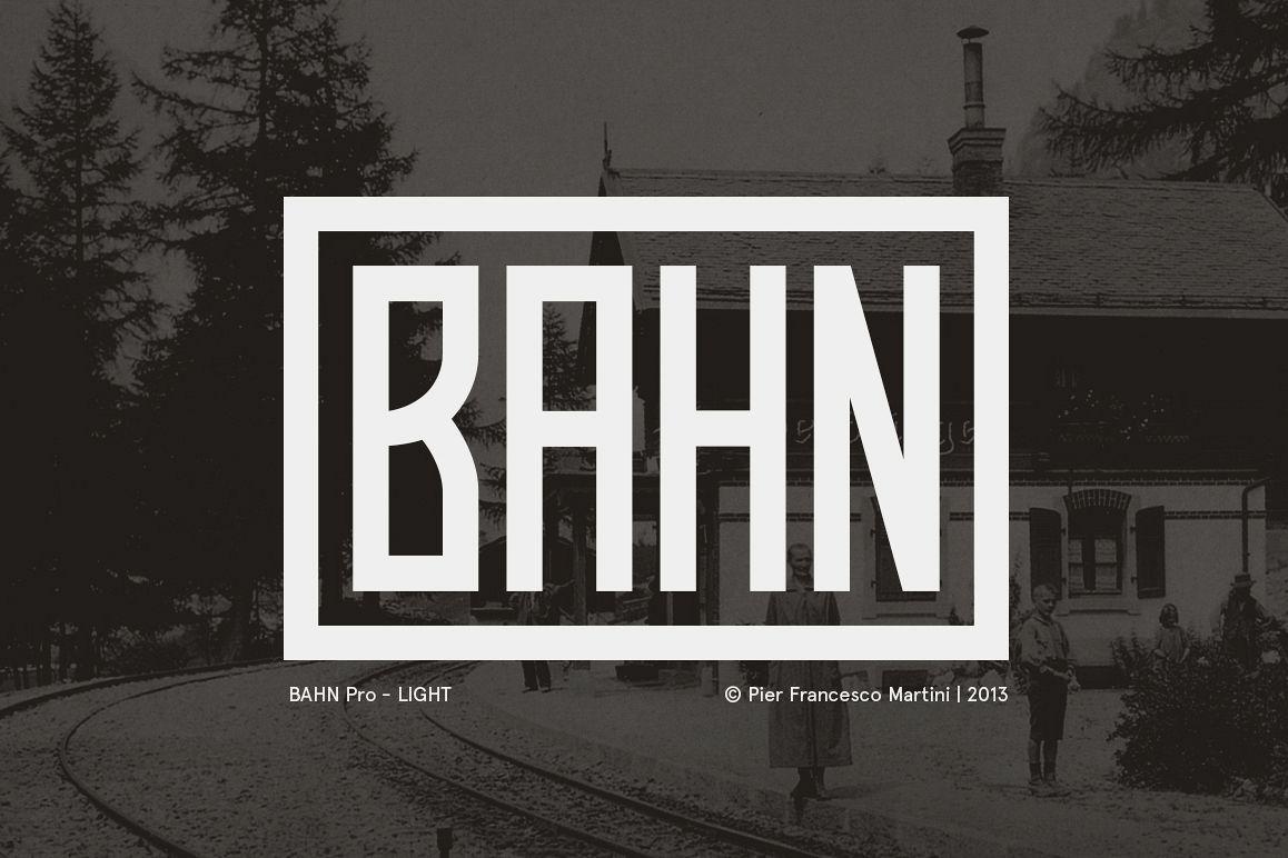 BAHN Pro Light example image