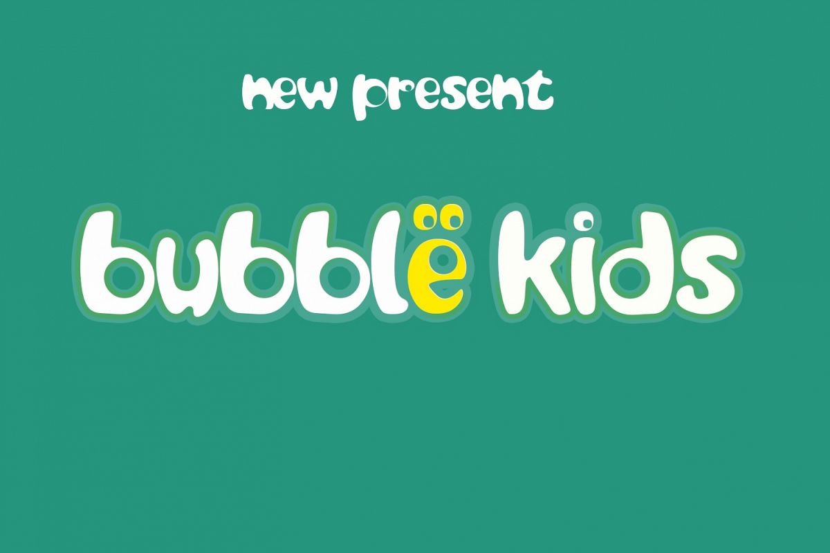 Bubble Kids example image
