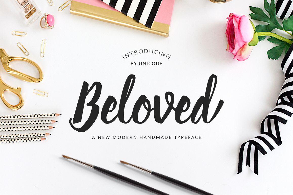 Belove Script