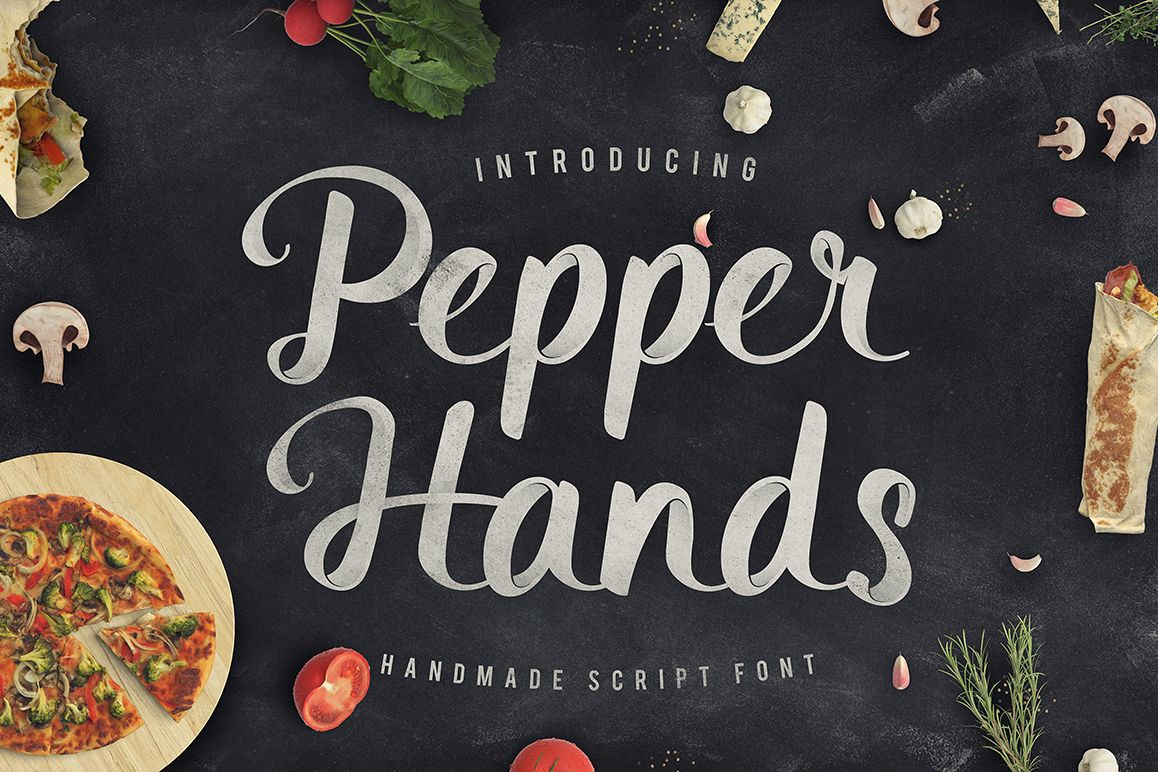 Pepper Hands example image