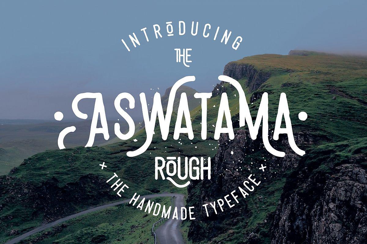 Aswatama Rough example image