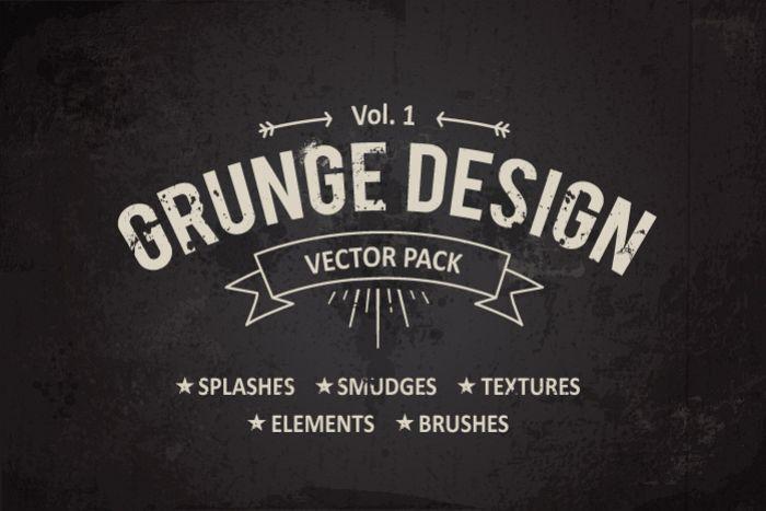 Grunge Design Elements example image