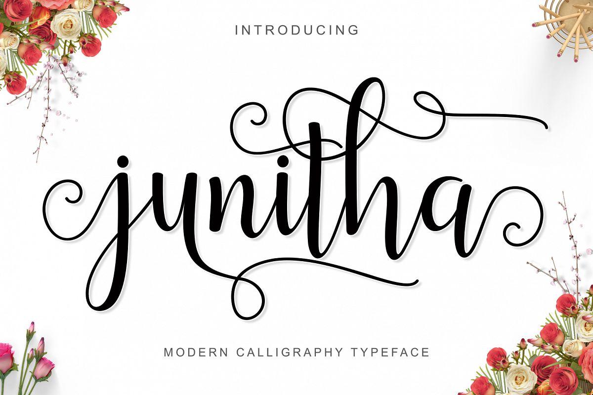 Junitha Script example image