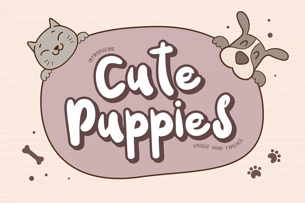 Cute Puppies example image