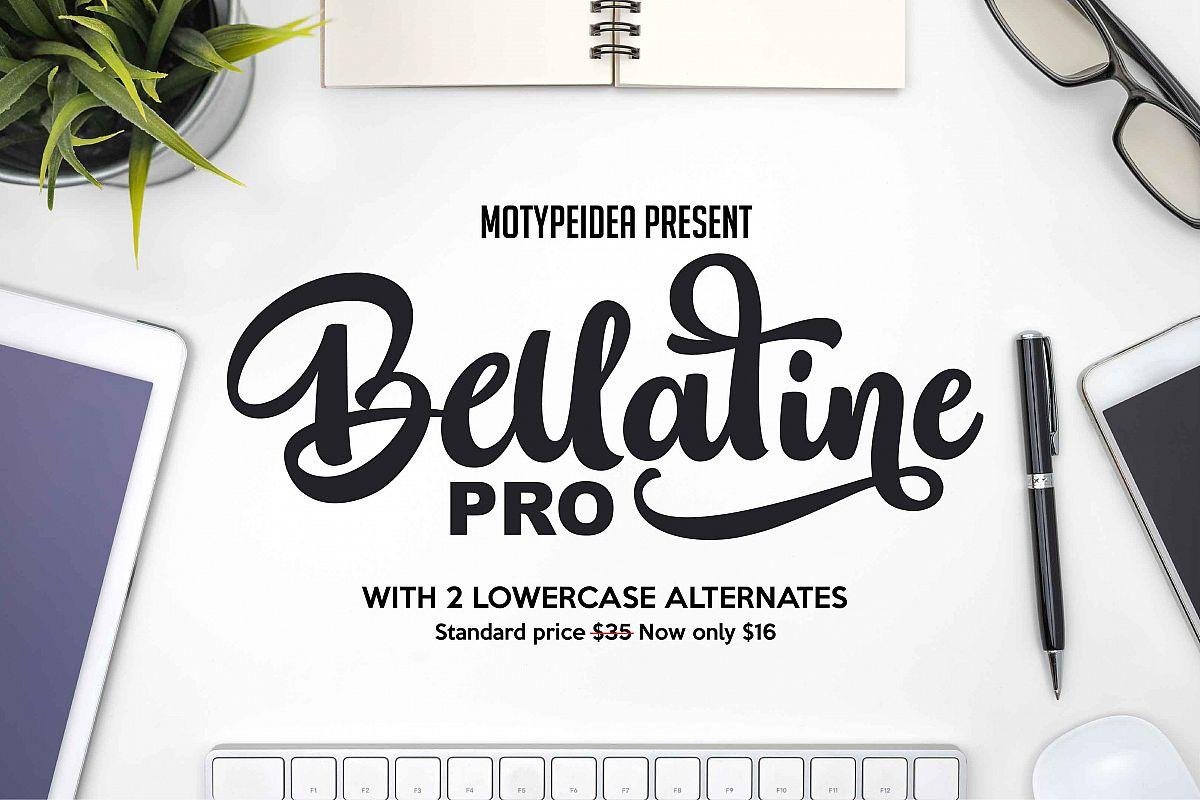 BELLATINE PRO example image