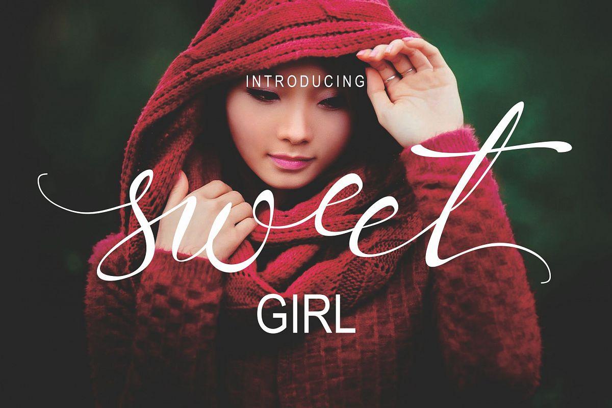 Sweet Girl example image