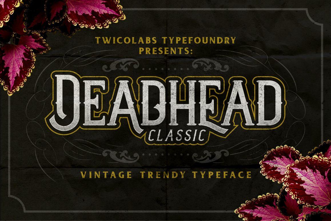 Deadhead Classic example image
