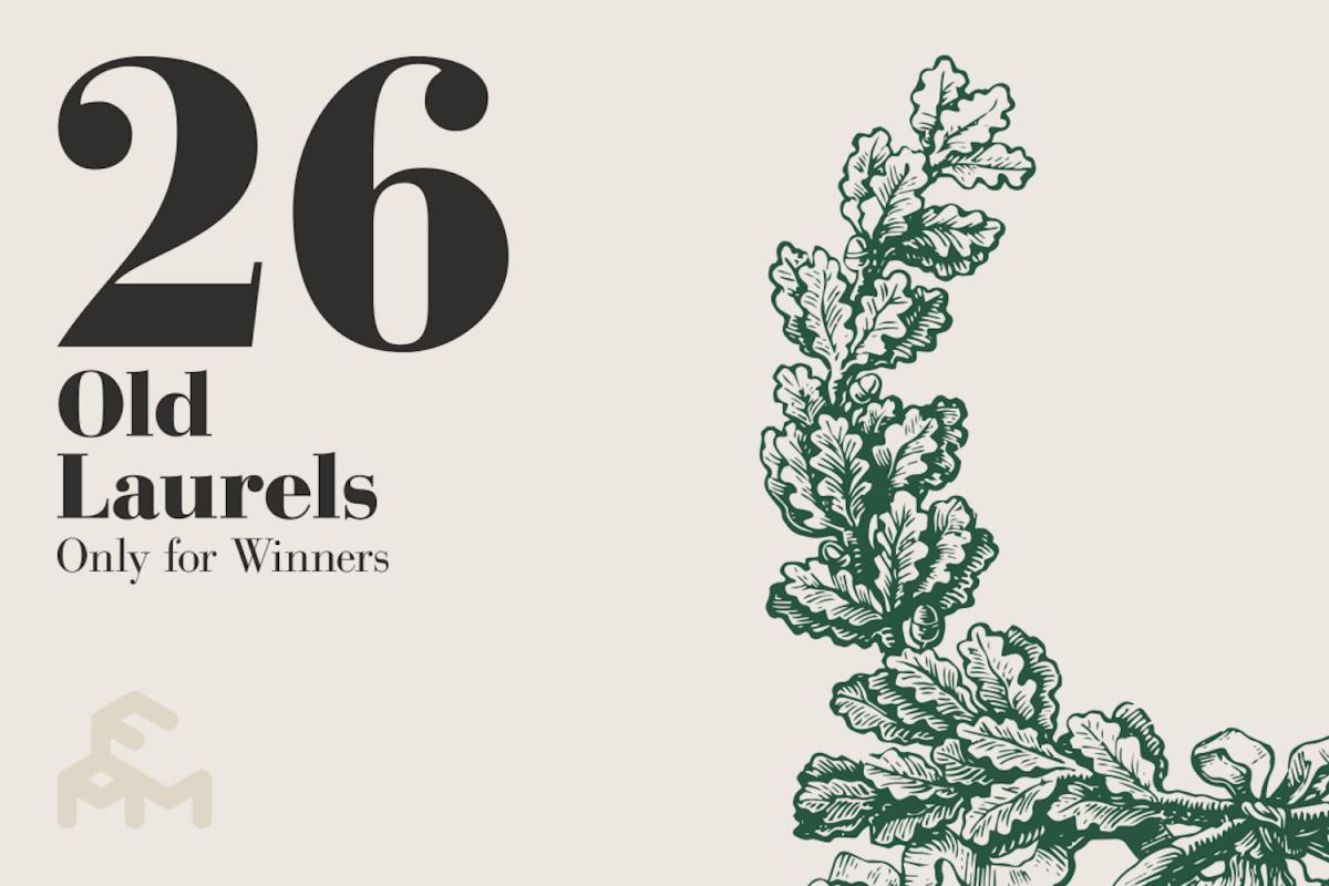 26 Old Laurels example image