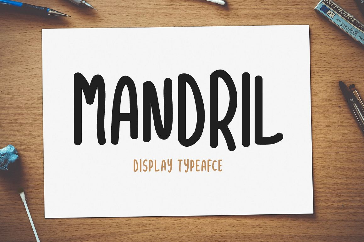 Mandril  example image