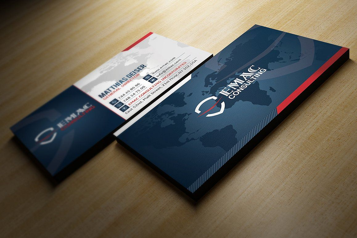 Corporate business card by marvel medias design bundles corporate business card example image colourmoves