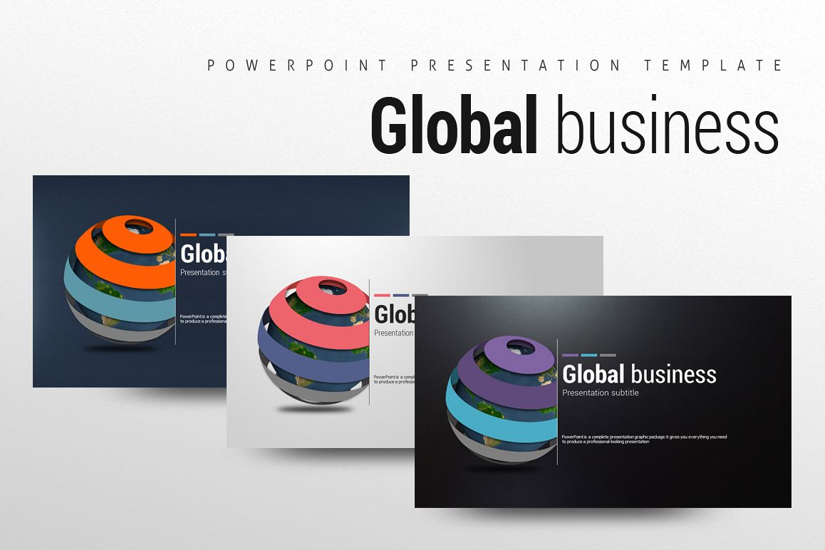 Global business powerpoint template by design bundles global business powerpoint template example image toneelgroepblik Image collections