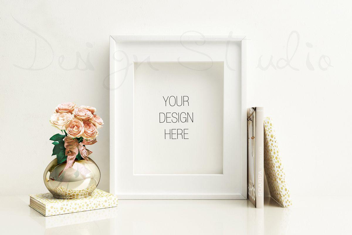 Styled Stock Photography Frame Mockup Design Bundles