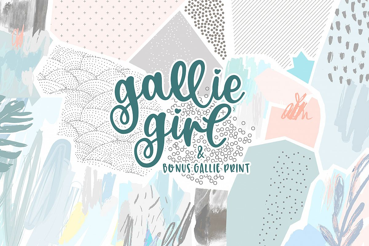 Gallie Girl example image