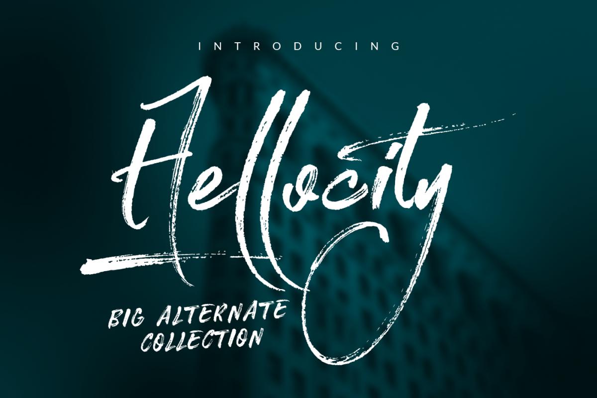 Hellocity example image