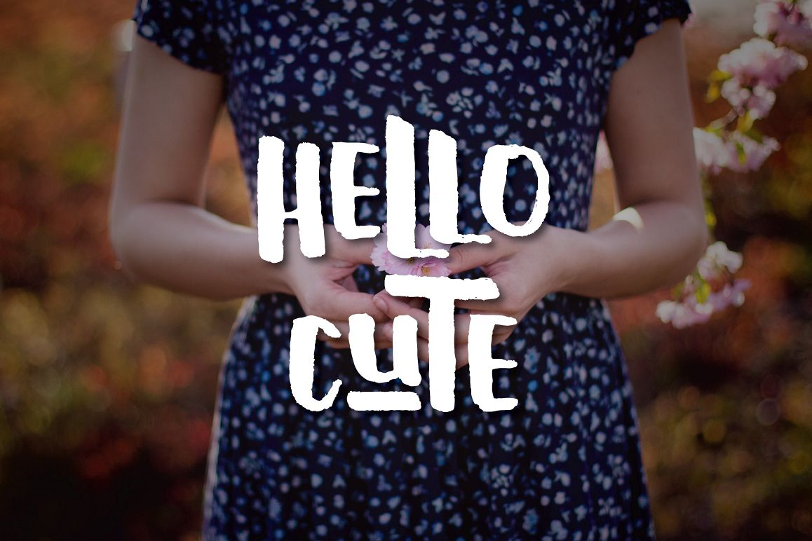 Hello Cute example image