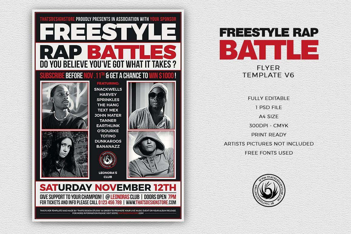 rap templates