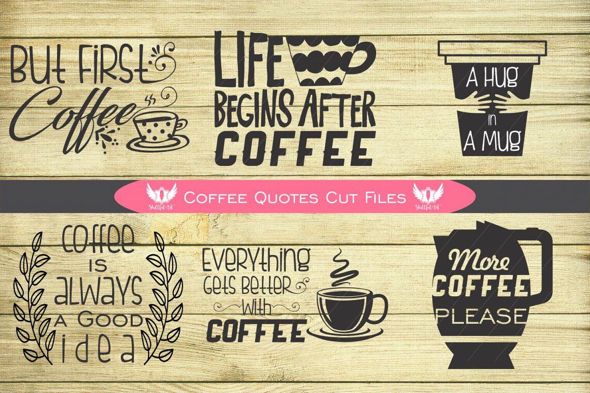 coffee svg, VOL1, but first coffee svg, | Design Bundles